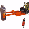 Picture of Gas Bottle Clamp Grab Attachment with Self Contained Hydraulics
